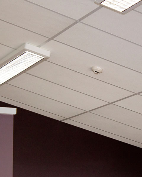Acoustic Plus Thermo Acoustic Ceiling Tile Ecoplus Systems